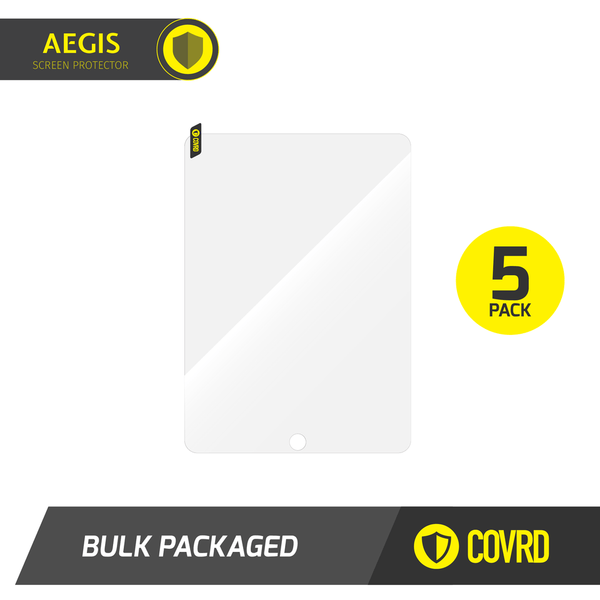 AEGIS iPad Tempered Glass - Bulk Packaged - Elevate Supply