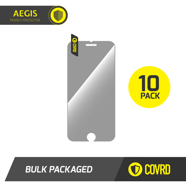 AEGIS iPhone Privacy Tempered Glass - Bulk Packaged - Elevate Supply