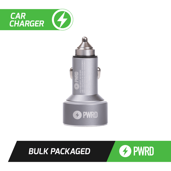 PWRD Car Charger (Bulk) - Elevate Supply