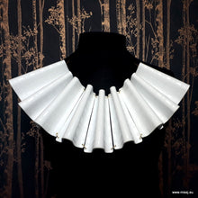 Pierrot Ruffle Necklace