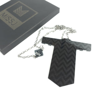 Sharapova necklace - MissJ Designs