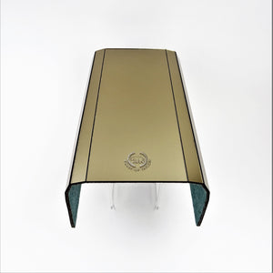 Sofa Arm Tray Bronz Mirror Acrylic - MissJ Designs