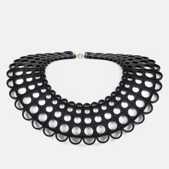 Duchess Collar in Black