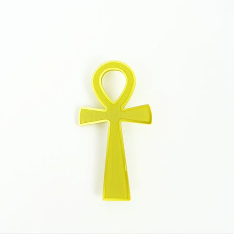 Ankh Brooch - MissJ Designs