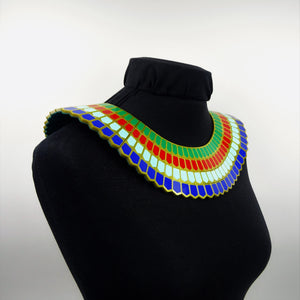 Nefertiti Crown Jewel Collar