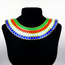 Nefertiti Crown Jewel Collar - MissJ Designs