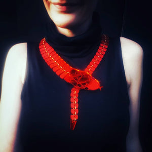 Limited Edition Asp Statement Necklace - MissJ Designs