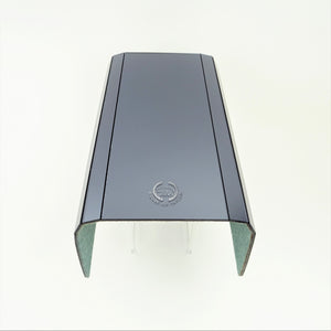 Sofa Arm Tray Smokey Grey Mirror Acrylic