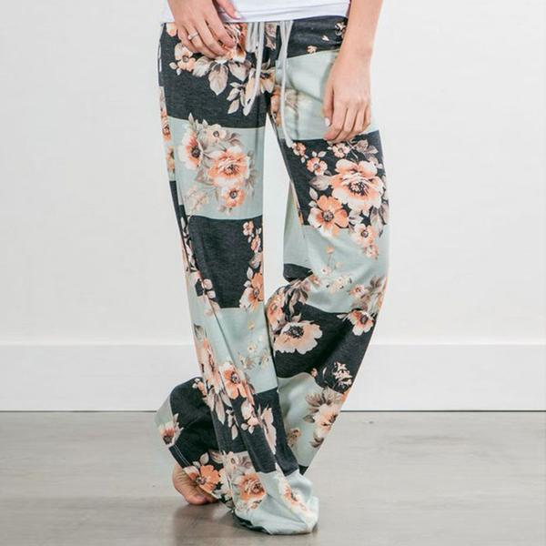 Favorite Floral Yoga Pants Review Time!!