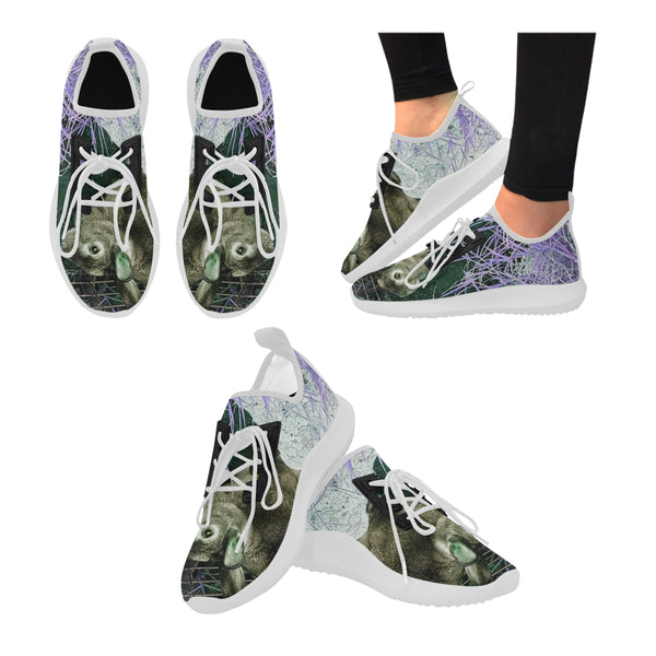 No Bunny Like U  Ultra Light Running Shoes for Women