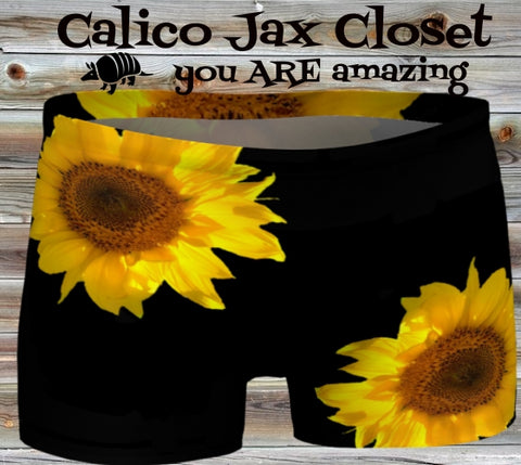 Sunflower State of Mind Shorts