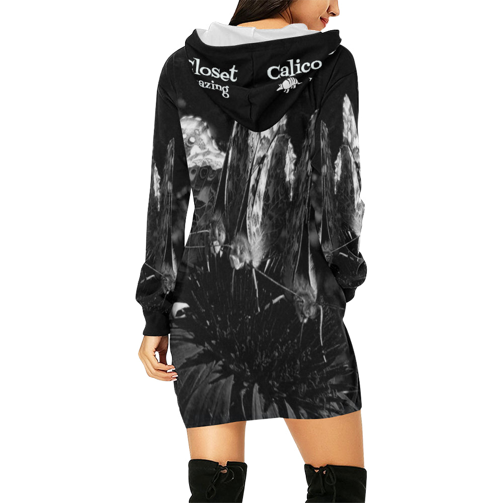 Friends Forever Hoodie Mini Dress
