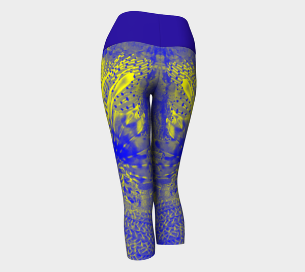 Pretty Lethal Yoga Capri