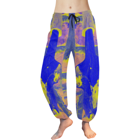 Goatcha Women's Harem Pants