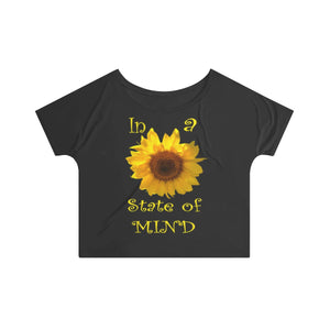 Sunflower State of Mind - Women's Slouchy top