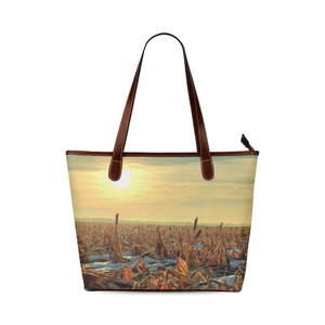 Field of Dreams Shoulder Tote Bag