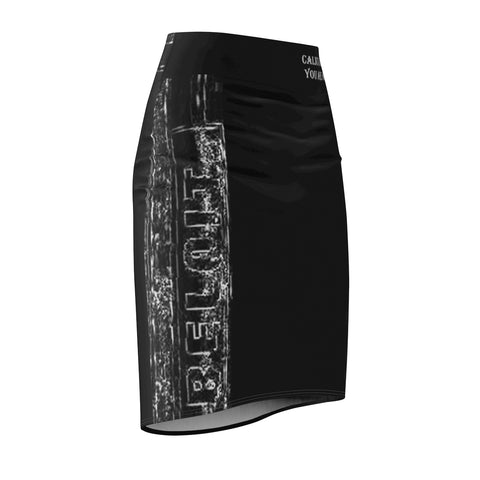 Hometown Pencil Skirt