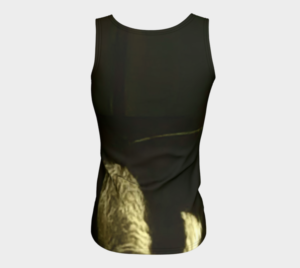 Meow fitted long tank