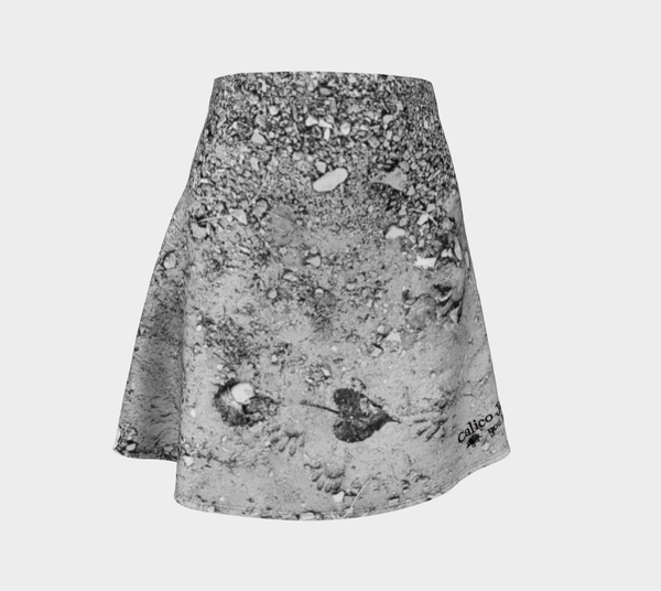 Follow your Heart Flare Skirt