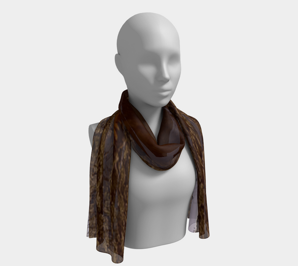 Go Nuts Long Scarf