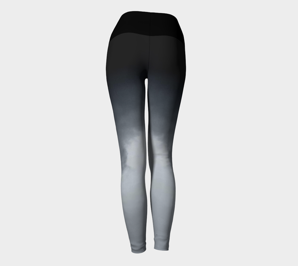 Stormy Nite Yoga Leggings
