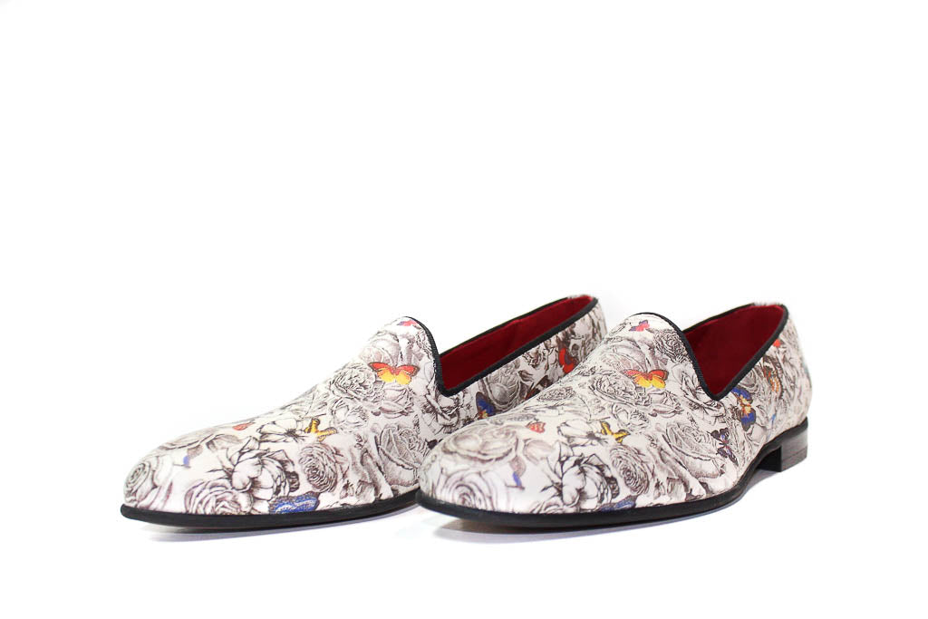 MEN Shoes - Special Design White
