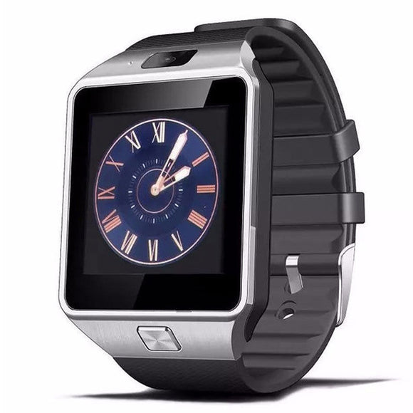 New Smart Watch with Camera Bluetooth Wrist Watch for iOS & Android Phones