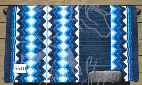 Show Stoppin | Show Blanket | 5510 ( Blue Beauty )