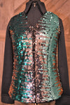 Jade Copper Large Vest - Show Stoppin'