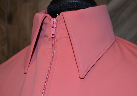SS Salmon Zip Up - Show Stoppin'