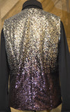 Silver Plum Ombre 2XL Vest - Show Stoppin'