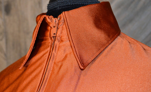 SS Copper Fitted Zip Up - Show Stoppin'
