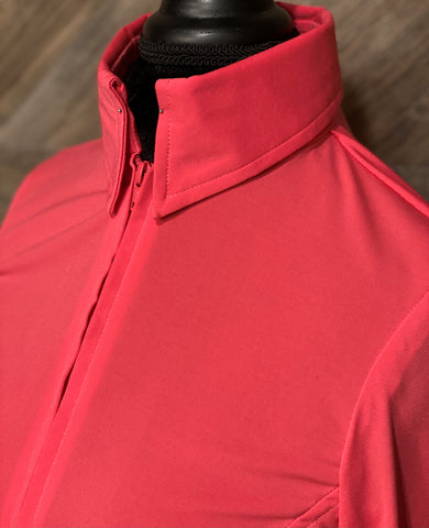 Coral Light Weight Fitted Shirt