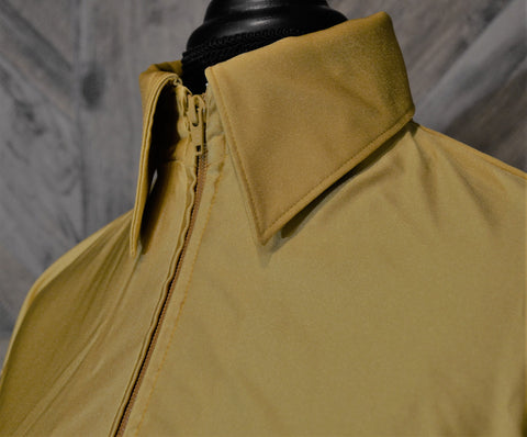 SS Gold Fitted Zip Up - Show Stoppin'