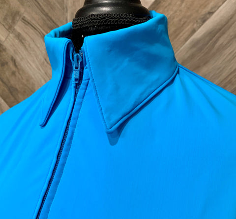 SS Turquoise Zip Up - Show Stoppin'
