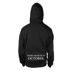 Every Month is October - Breast Cancer Awareness Hoody