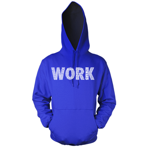 WORK vs Reward Hoody