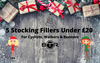 5 Stocking Fillers or Secret Santa Gifts Under £20!