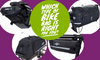 Which type of bike bag is right for you?