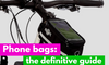 Bike Phone Bags: The Definitive Guide to Bicycle Bags