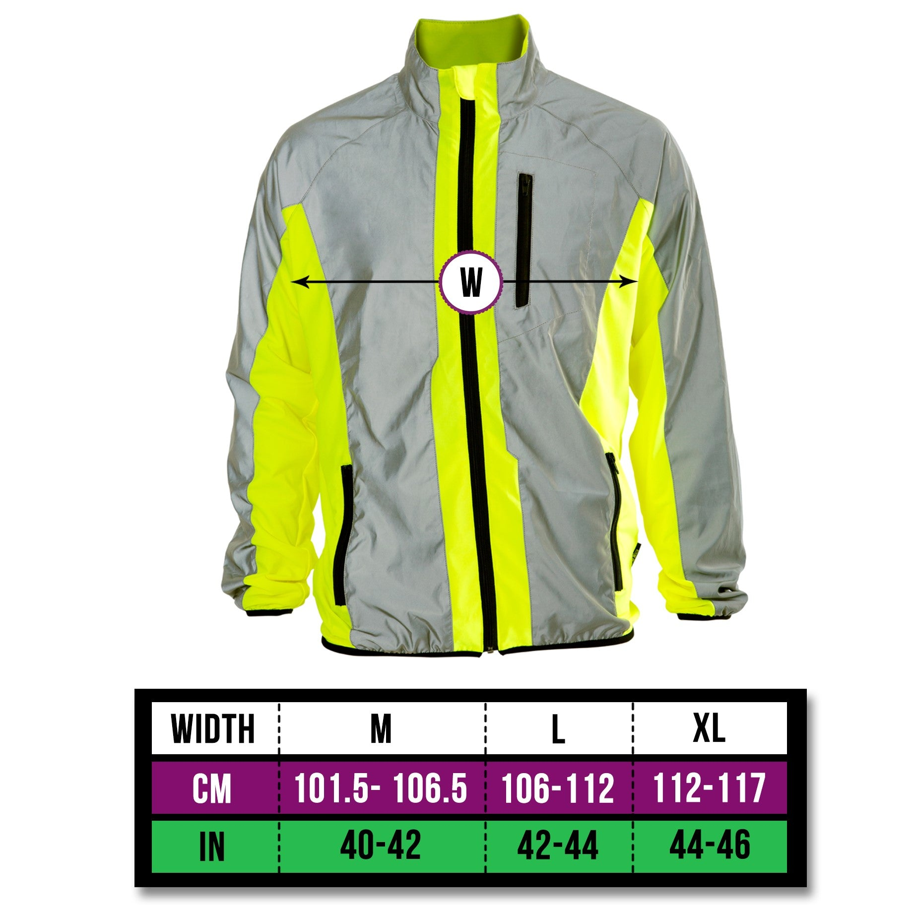 BTR Reflective Jacket