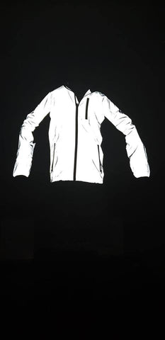 BTR Reflective 360 High vis cycling and runing jacket