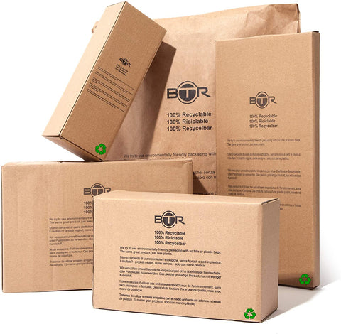 BTR Recyclable Cardboard Packaging image
