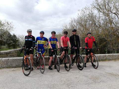 Majorca group cycling trip