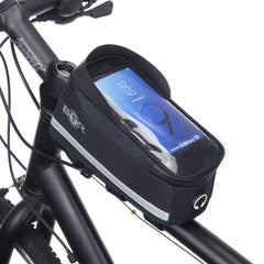 BTR cross bar phone holder bike bag