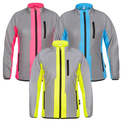 Waterproof High Vis backpack cover all 5 colours
