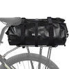 BTR Waterproof Rear Rack Dry Bike Bag. Pannier Bicycle Bag
