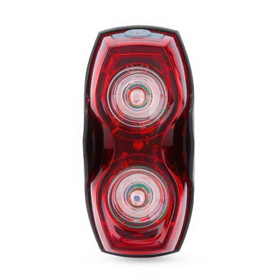 BTR LED Rear Bicycle Light With 3 Settings