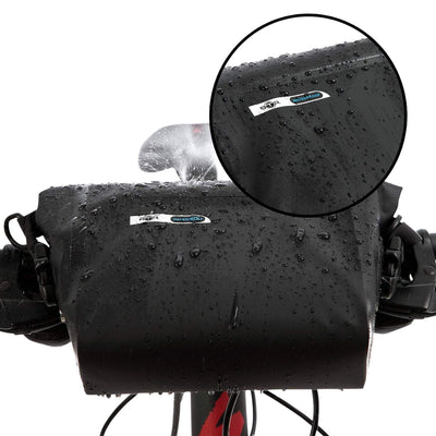 BTR Waterproof Bicycle Handlebar Bike Bag and Bike Dry Bag