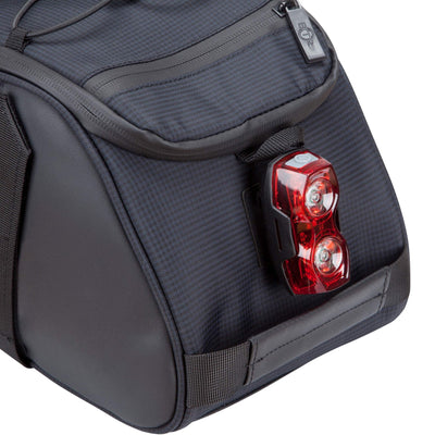 BTR Waterproof Bicycle Rear Rack Pannier Bike Bag
